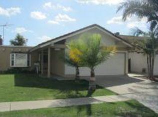 4952 E Holbrook St , Anaheim CA