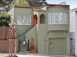 84 Cortland Ave , San Francisco CA