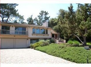 1076 The Old Dr , Pebble Beach CA