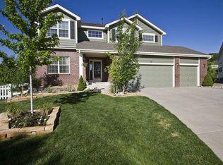 791 Briar Ridge Ct , Castle Pines CO