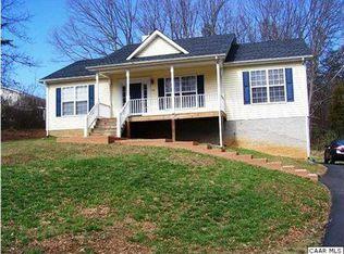 339 Old Farm Rd , Ruckersville VA