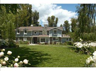 24607 Wingfield Rd , Hidden Hills CA