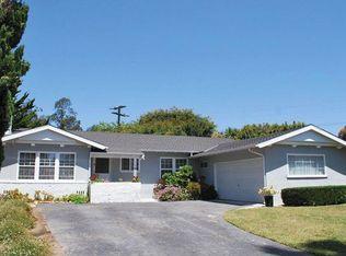 3732 Fortunato Way , Santa Barbara CA