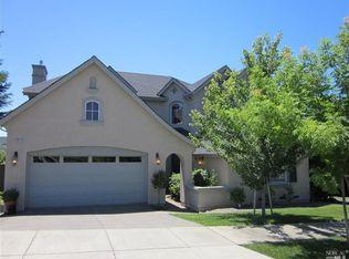 5878 Sailing Hawk Ave , Santa Rosa CA