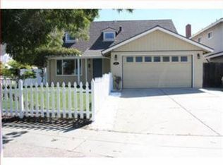 207 Beegum Way , San Jose CA