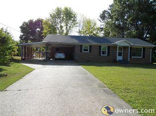 553 Galbraith Ave , Henderson TN