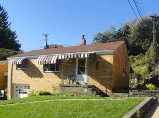 616 Perrilyn Ave , Pittsburgh PA
