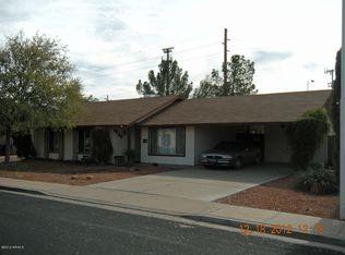 1519 W Naranja Ave , Mesa AZ