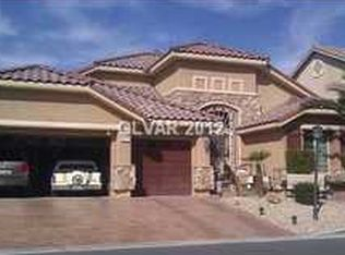 6017 Cottontail Cove St , Las Vegas NV