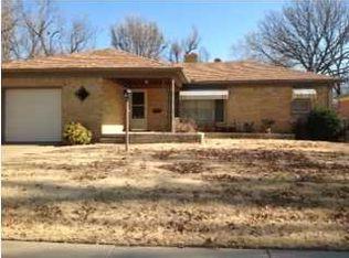 2244 S Belmont St , Wichita KS