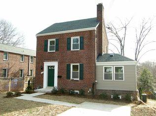 114 Hamilton Ave , Silver Spring MD