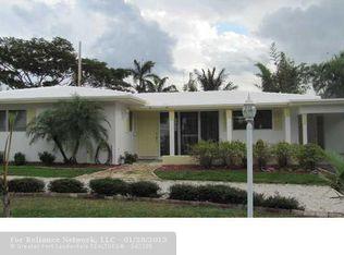 1232 SE 8th St , Deerfield Beach FL