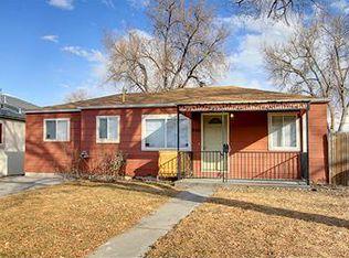 846 Newton St , Denver CO