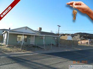 801 N 3rd Ave , Holbrook AZ