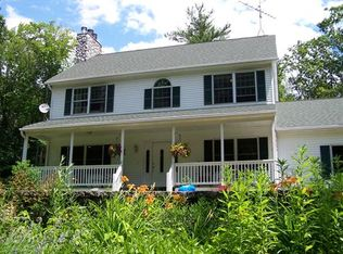 211 Captain Whitney Rd , Becket MA