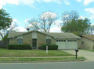 1812 Redwood St , Arlington TX