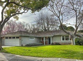 360 Linfield Dr , Menlo Park CA