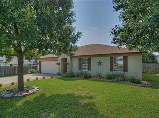 16703 Anjou Ln , Round Rock TX