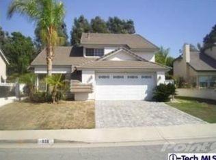 928 Colyear Springs Ln , Walnut CA