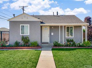 15333 Casimir Ave , Gardena CA