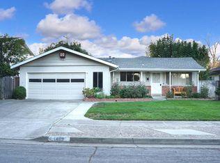 1409 Maria Way , San Jose CA