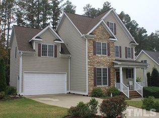 301 Avent Meadows Ln , Holly Springs NC