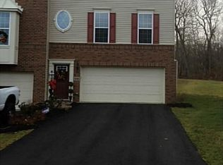 338 Maple Ridge Dr , Canonsburg PA
