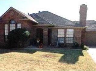 1224 SW 117th St , Oklahoma City OK
