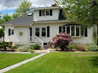 55 Linden Ave , North Andover MA