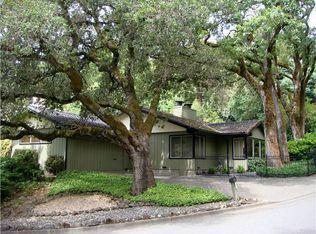 10 Wolfe Glen Way , Kentfield CA