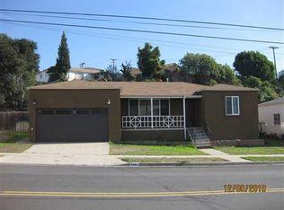 3061 Chollas Rd , San Diego CA