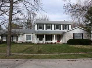 1818 Brittania Ct , Chesterfield MO