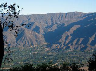 8190 Sulphur Mountain Rd , Ojai CA