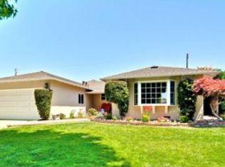 1131 Northumberland Dr , Sunnyvale CA