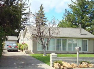 714 McCorkle Ave , Saint Helena CA