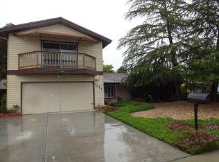 5023 Avenida De Lago , Santa Clara CA