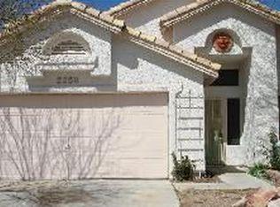 2250 Knoll Crest Ave , North Las Vegas NV