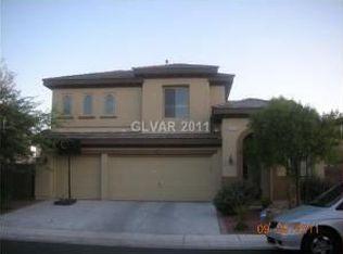 3409 Brook Song Ave , North Las Vegas NV