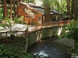 260 Cascade Dr , Mill Valley CA