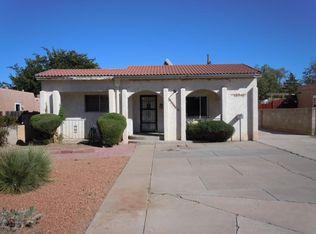 922 Madeira Dr SE , Albuquerque NM