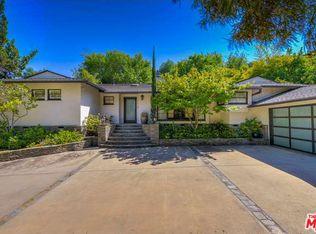 15740 Woodvale Rd , Encino CA