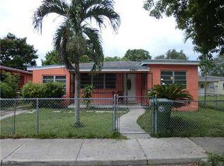 3540 Oak Ave , Miami FL