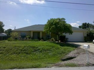 2705-2707 ANSEL AVE S , LEHIGH ACRES FL