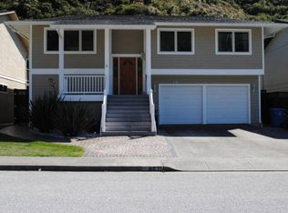 627 Big Bend Dr , Pacifica CA