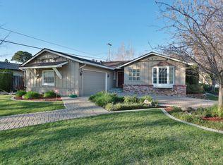 5105 Shady Ave , San Jose CA
