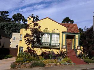 1665 Plymouth Ave , San Francisco CA