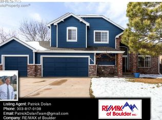 4701 Quail Creek Ln , Boulder CO