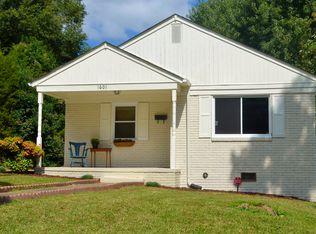 1601 Herrin Ave , Charlotte NC