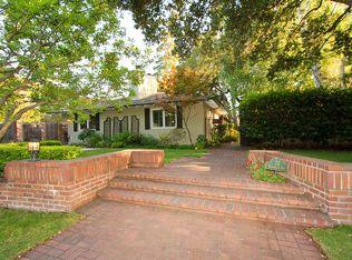 22 Rittenhouse Ave , Atherton CA