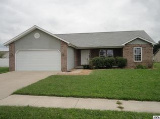 1173 Whipporwill Dr , Seymour IN